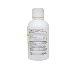 1:1 Calcium Citrate with Magnesium Liquid Berry Flavor
