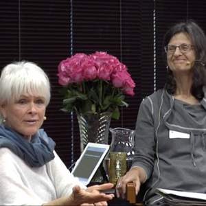 Byron Katie at the Anat Baniel Method Center
