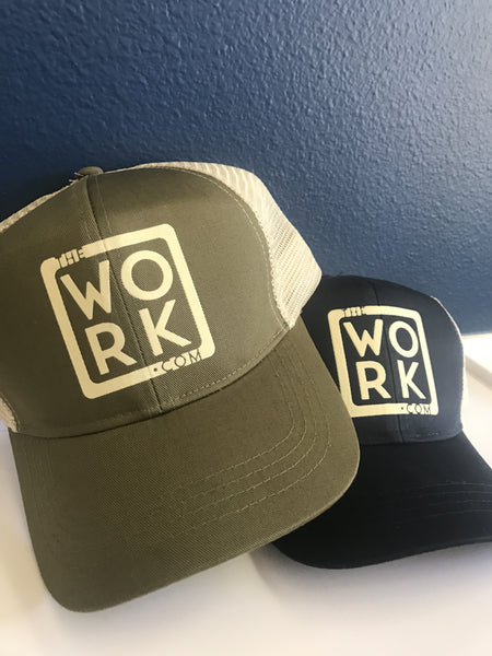 The Work Eco Trucker Hat