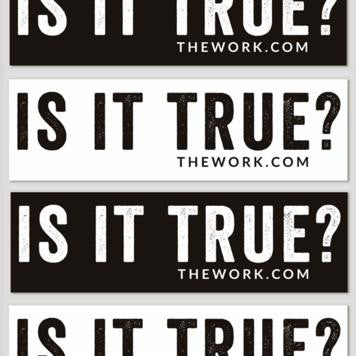 Is It True? Bumper Stickers