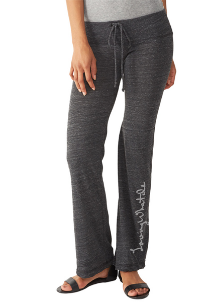Loving What Is Women's Long Yoga Pants