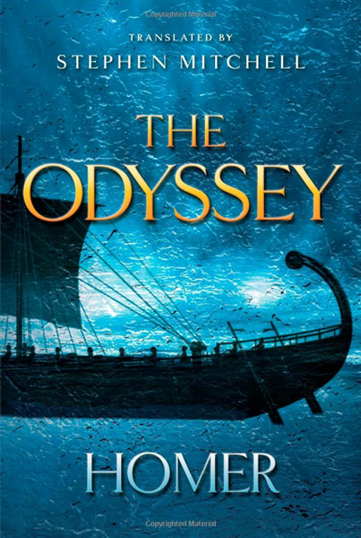 The Odyssey by Stephen Mitchell