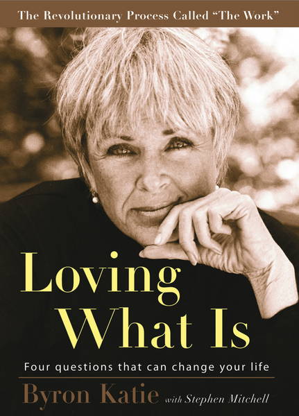 Loving What Is by Byron Katie Audiobook CDs