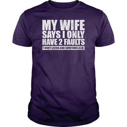 My Wife Says