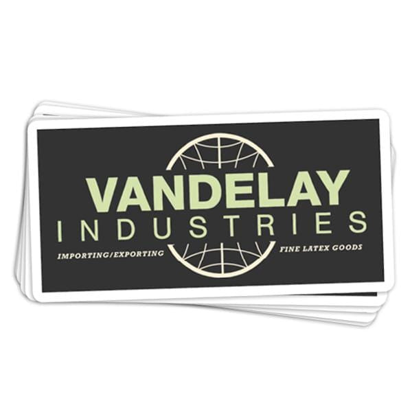 Vandelay Industries Vinyl Sticker