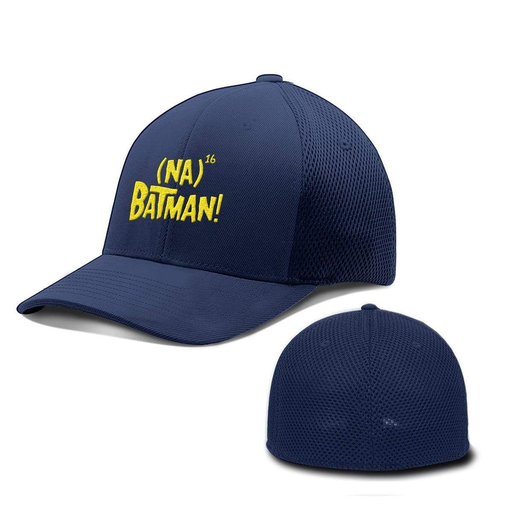 BustedTees.com Flexfit / Deep Navy / S/M Hero Song Hats