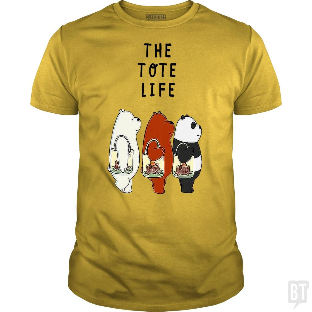 We Bare Bears The Tote Life