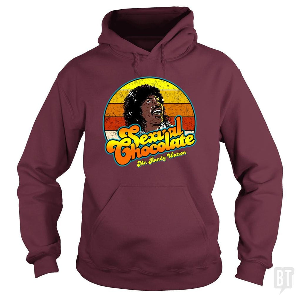 Randy Watson Sexual Chocolate Retro