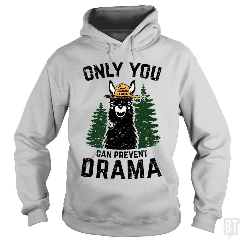 Only You Can Prevent Drama Llama Smokey Parody Bea