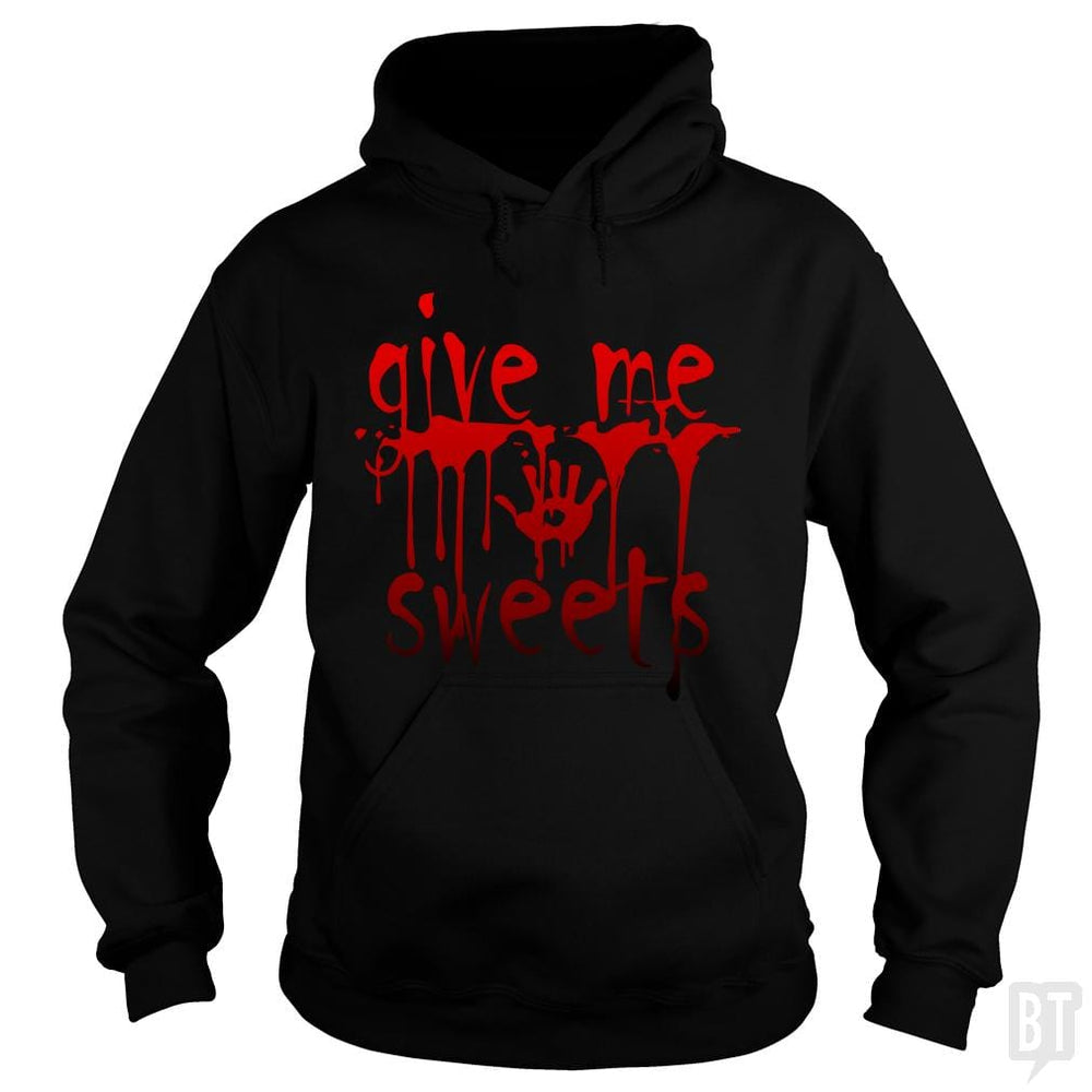 Funny Halloween Give Me Sweets Shirt