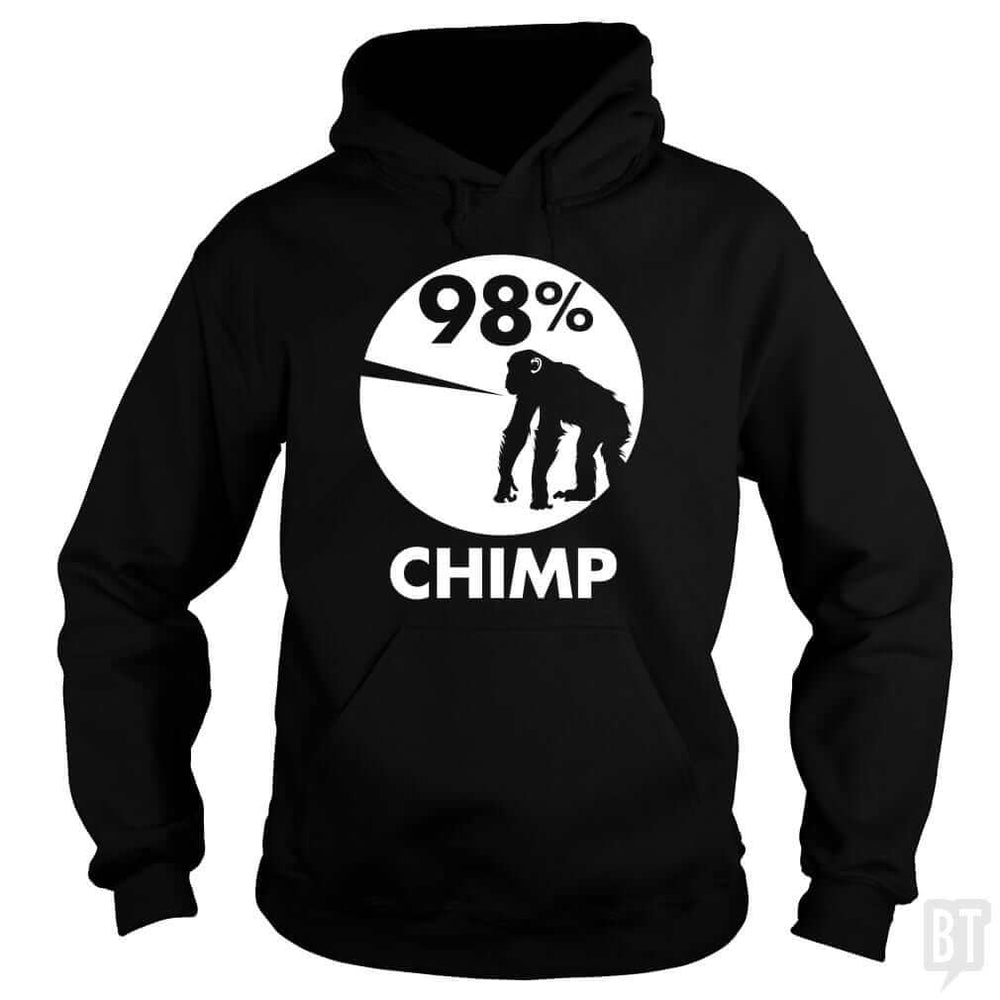 95 Pecent Made By Chimp