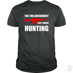 The 2ND Amendment Isn't About Hunting