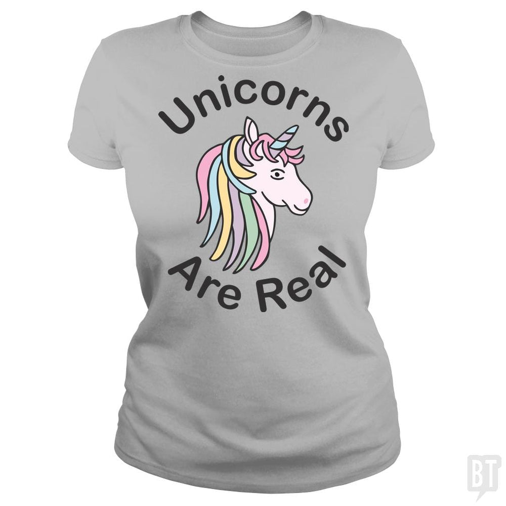 Unicorns are real