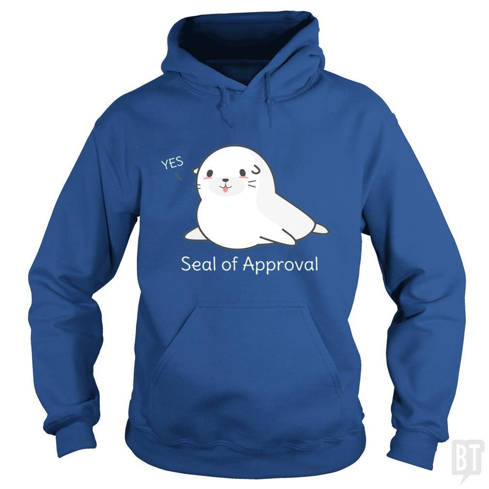 Seal Of Approval Funny