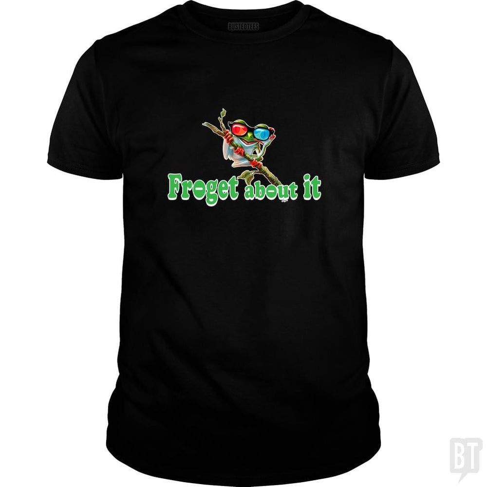 Froget About It Froggy