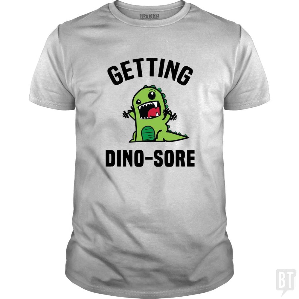 Getting Dino Sore