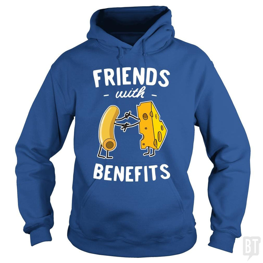 Mac & Cheese Friends with benefits