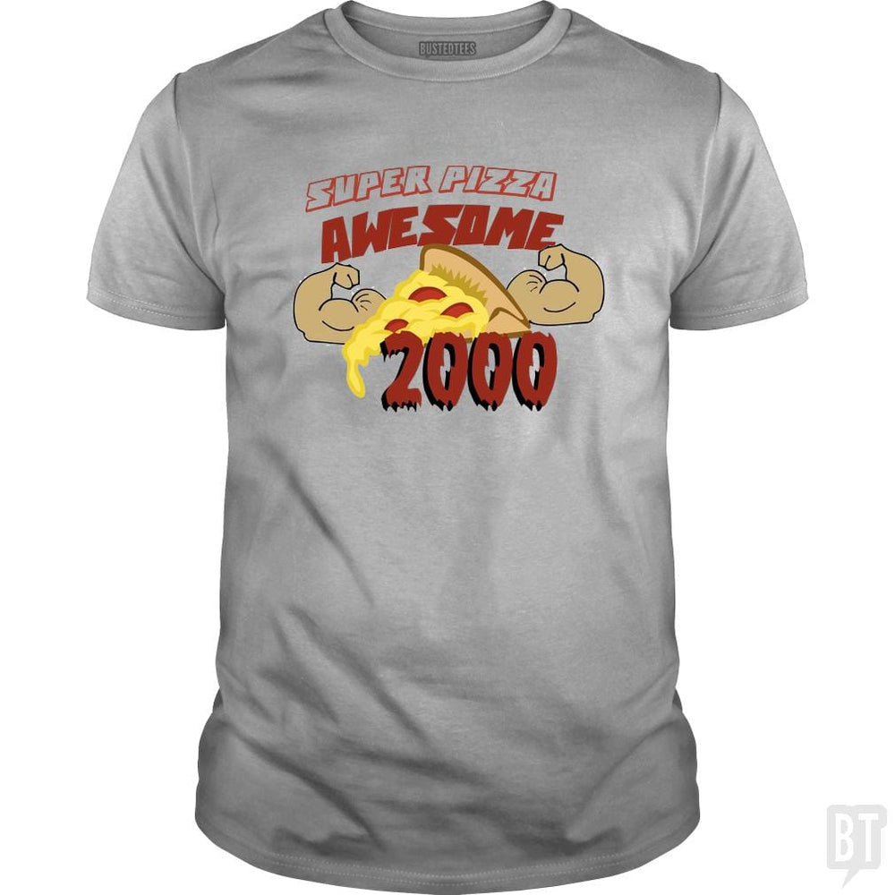 Super Pizza Awesome 2000