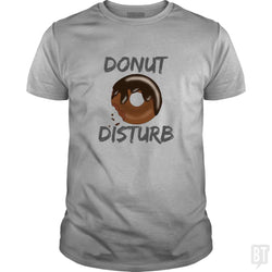 Donut Disturb, Funny word play