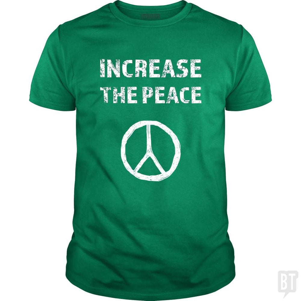 Increase The Peace