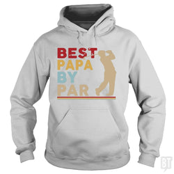 Father's Day Best Papa By Par T-Shirt