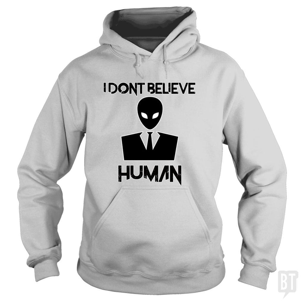 I Don't Believe Human
