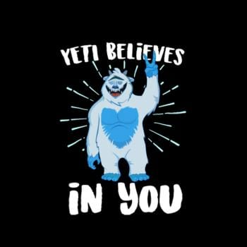 Yeti Believes In You