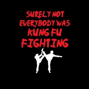 Surely Not Everbody Was Kungfu Fighting