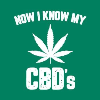 Now I know my CBDs