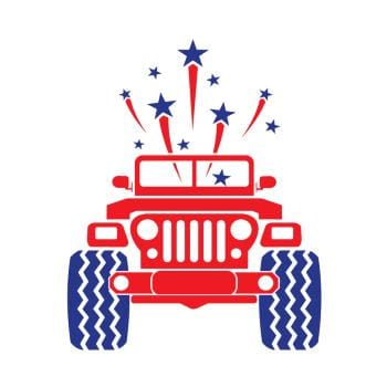 jeep fourth of july