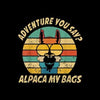 Vintage Alpaca Adventure You Say? Alpaca My Bags