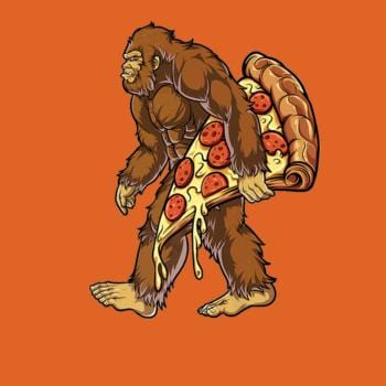 Bigfoot Pizza