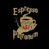 Espresso Patronum - Harry Potter