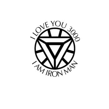 I love you 3000 I am Iron Man Shirt