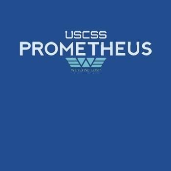 Prometheus crew t-shirt