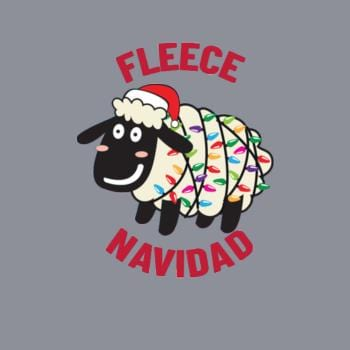 Christmas Inspired For Sheep Lovers