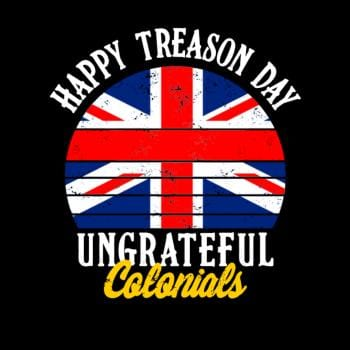 Happy Treason Day