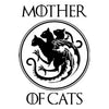 Mother of cat t shirt