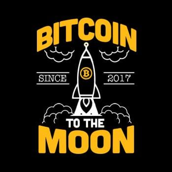SunFrog-Busted BustedTees Bitcoin To The Moon