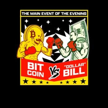 SunFrog-Busted BustedTees Bitcoin vs Dollar Main Event