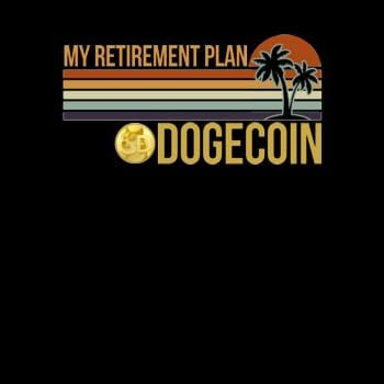SunFrog-Busted BustedTees DOGE Retirement Plan