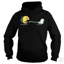 SunFrog-Busted BustedTees Hoodie / Black / S Ghost Catcher