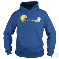 SunFrog-Busted BustedTees Hoodie / Royal Blue / S Ghost Catcher