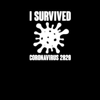 SunFrog-Busted BustedTees I Survived Coronavirus
