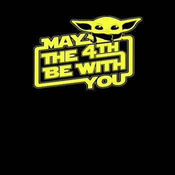 SunFrog-Busted BustedTees May The 4th Be With You!