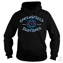 SunFrog-Busted BustedTees Hoodie / Black / S Springfield Isotopes