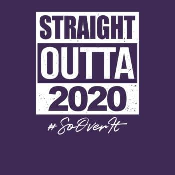 SunFrog-Busted BustedTees Straight Outta 2020