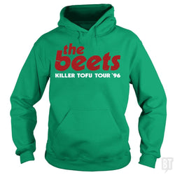 SunFrog-Busted BustedTees Hoodie / Irish Green / S The Beets