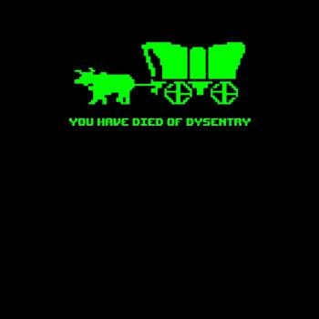SunFrog-Busted BustedTees You Have Died of Dysentry