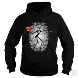 SunFrog-Busted Daletheskater Hoodie / Black / S Throwing Pumpkins